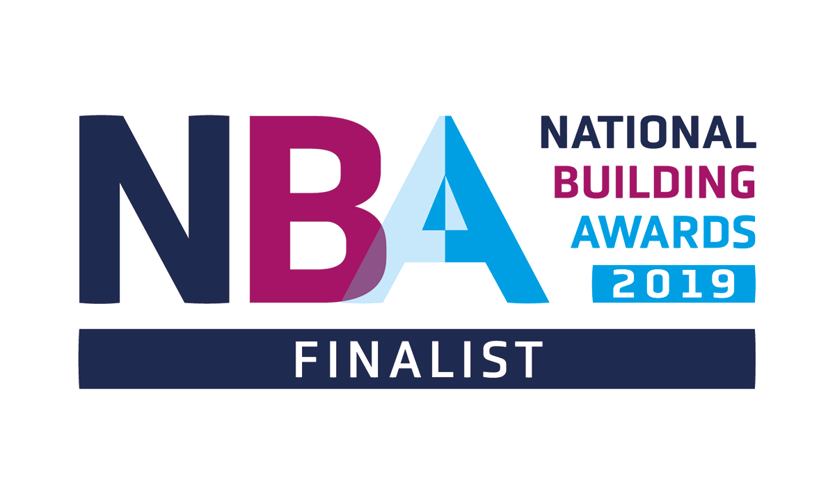 Finalists at the National Building Awards!