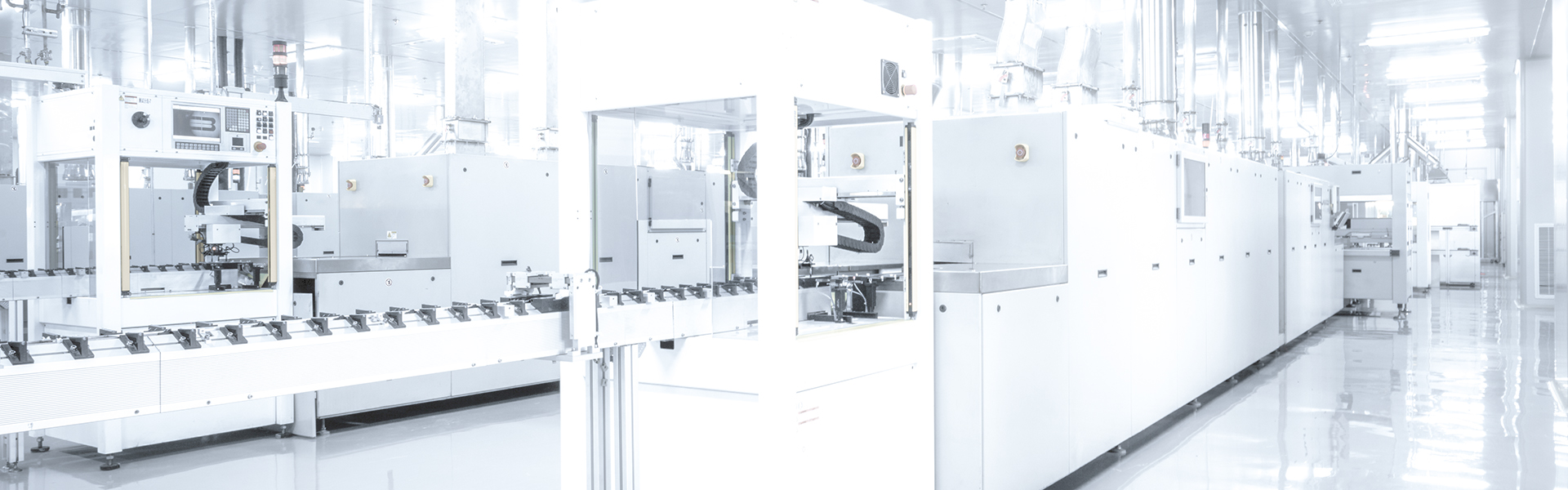 Sterile manufacturing environments