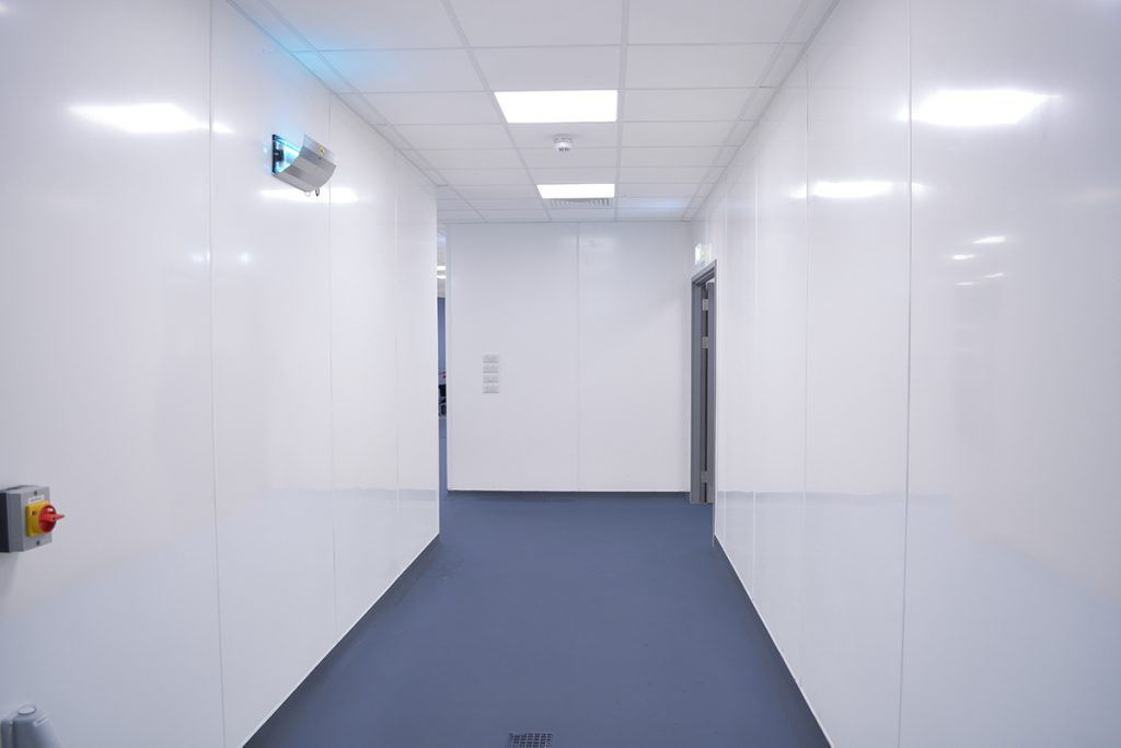 hospital-corridor-refurbishment-refit-design-build