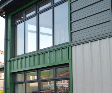 Steel-Framed Construction